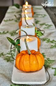 Drilled Pumpkin Designs by 37 Fall Table Centerpieces Autumn Centerpiece Ideas
