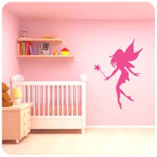 autocollant chambre fille stickers muraux bébés pour décorer une chambre de bébé
