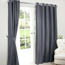 Blackout Curtain Liner Eyelet by Blackout Bedroom Curtains Nova Charcoal Blackout Eyelet Curtains