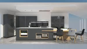 photos de cuisine moderne cuisine moderne blanche et bois jet set meaning in cuisiniers