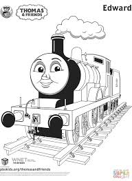 Click The Edward From Thomas Friends Coloring Pages To View Printable