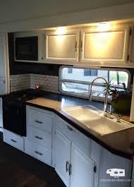 Rv Renovation Kitchen Progress