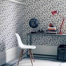 Best Wallpaper Designs Homeware Interiors Red line