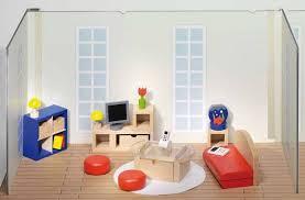 goki puppenhausmöbel wohnzimmer
