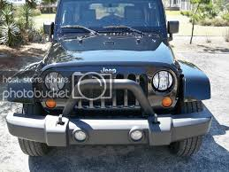 100 Truck Grills Grill Guard System For 0714 Jeep Wrangler JK Grille Guard