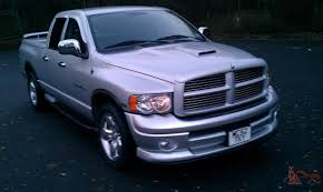 2003 Dodge Ram 1500 Thunderoad Sport 5.7L Quad Cab With LPG Conversion