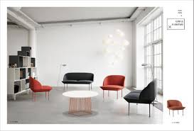 New Design Furniture Hotel Fabric Lounge Chair Office ...