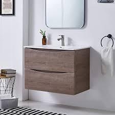 lutriva moderner waschtischunterschrank waschtisch mit