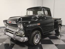 100 Vintage Pickup Trucks For Sale Pristine 1959 Chevrolet Apache Vintage Pickup Trucks For