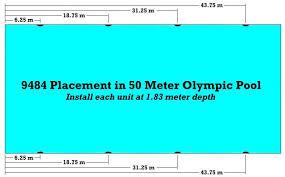50 Meter Olympic Pool