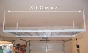 Overhead Storage Smart Garage