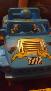 Monster Smash-Ups Rhino Remote Control Truck | Review