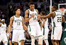 Milwaukee Bucks 5 reasons to be optimistic after 2016 17 season