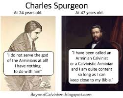 From Cage Stage To Arminian Calvinist Or A Calvinistic Charles Spurgeons Theological Journey