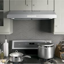 30 Inch Ductless Under Cabinet Range Hood by Ge Pvx7300sjss 30 Inch Under Cabinet Range Hood With 400 Cfm 4
