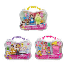 Disney Princess Story Moments Collection Figures Amazoncouk Toys