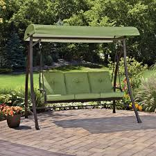 Beautiful Swing For Patio Exterior Design Suggestion Patio