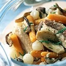 cuisiner la roussette recette blanquette de roussette