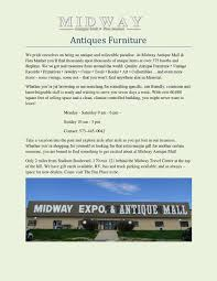 Antiques Furniture By Midwayantiques - Issuu Midway Ford Truck Center New Dealership In Kansas City Mo 64161 Antiques Fniture By Midwayantiques Issuu Lolas Street Kitchen Home Utah Menu Prices 816 4553000 Towing Is Available Through Recovery Uttexperience Hashtag On Twitter Used 2016 F150 For Sale 2004 Intertional 4400 Complete Truck Center Sales And Service Since 1946 Sierra Midway 2014 2015 2017 2018 Gmc Sierra Vinyl Graphic Quick Lane Roseville Mn