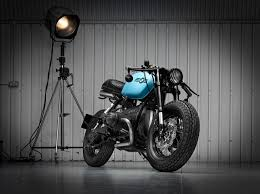 An amazing BMW R100 R cafe racer project by s