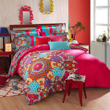 Bohemian Bedding Twin Xl by Bedroom Boho Duvet Cover Sets Boho Comforters Gypsy Bedding