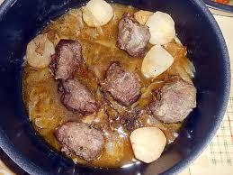 cuisiner joue de porc recette de joues de porc braisees aux navets
