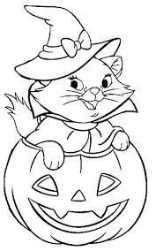 Print Coloring Disney Halloween Pages Printable Free On 25 Best Ideas