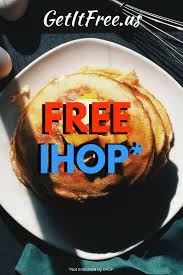 Ihop Free Halloween Pancakes 2012 by 116 Best A Penny Saved Images On Pinterest Free Stuff Credit