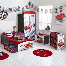 Photo 2 Of 5 Disney Cars Junior Toddler Bed Storage Shelf New Boxed RoomCar Themed