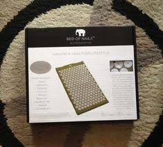Bed Of Nails Acupressure Mat by Bed Of Nails 4 Piece Acupressure Pillow And Mat Set With