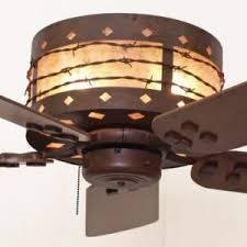 Mica Lamp Company Ceiling Fans by Ceiling Fans Rustic Lighting U0026 Fans