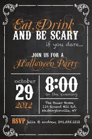 Halloween Potluck Invitation Ideas by 100 Halloween Birthday Party Invitation Ideas In 304 Sweet