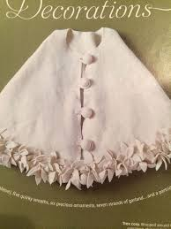 Felt Christmas Tree Skirt 16