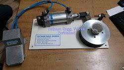 led semi automatic assembly sew led heat sink compound dispenser