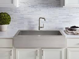 Kohler Strive Sink 35 by Sinks Kohler Vault Kitchen Sink Kohler Vault Apron Front Kitchen