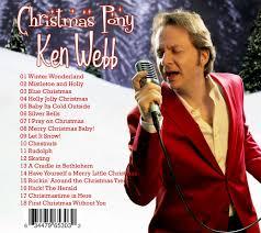 Who Sang Rockin Around The Christmas Tree by Christmas Pony Ken Webb