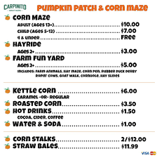 Kent Farms Pumpkin Patch by Carpinito Bros Pumpkin Patch U0026 Corn Maze Home Facebook