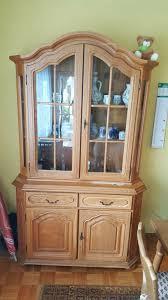 gemütliches kompl eßzimmer vitrine auch einzeln zu verkaufen