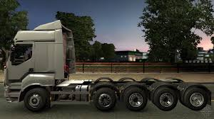 100 Euro Truck Simulator 3 Sisu R500 For 2