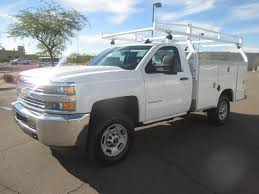 USED 2015 CHEVROLET SILVERADO 2500HD SERVICE - UTILITY TRUCK FOR ...