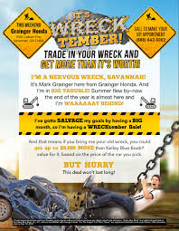 Wrecktember Sales Event Kelley Blue Book Used Car Guide 91936078295 Trade In Up Coggin Honda Of Orlando Kelly Blue Book 2 By Sony Pdf Archive New Cars And Trucks That Will Return The Highest Resale Values Kbb Vs Nada Whats My Car Worth Autogravity Pickup Truck Kbbcom 2016 Best Buys Youtube 2018 Automotive Retail Trends For 2019 Matt Delorenzo 2014 Jeep Wrangler Unlimited For Sale Fredericktown Oh B1409 Inspirational Trucksdef Auto Def