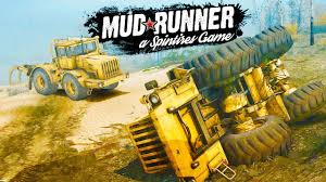 FLIPPING The GOLDEN TRUCK! - Spintires: MudRunner Gameplay - YouTube