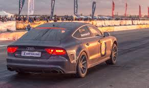 Fastest Audi RS7 in the World — 10 1 sec on 1 4 mile