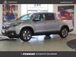 2019 New Honda Ridgeline RTL-E AWD At Penske Auto Sales California Serving  The Bay Area And Central Valley, IID 17565077