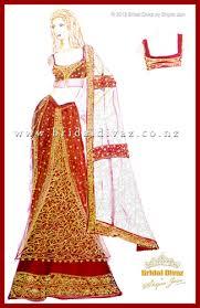 Wedding Dress Clipart Indian 15