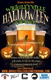 What Other Names Are There For Halloween by Wrigleyville Halloween Crawl In Chicago 2017 Tickets Sat Oct 28