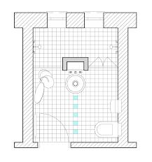 badezimmer grundriss bilder ideen