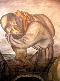 panoramio photo of los franciscanos mural de josé clemente