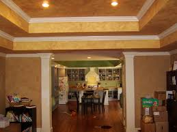 Tray Ceiling Paint Ideas by Ten June April Tuesdays At Arafen