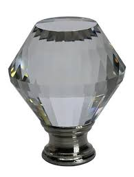 Large Crystal Lamp Finials by Lamp Finials U2013 Urbanest
